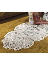 Free Crochet Table Topper Patterns at Free, Online Crochet