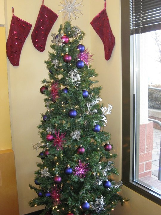 Aurora city christmas tree decorations pinterest for Pinterest christmas decorations for the home