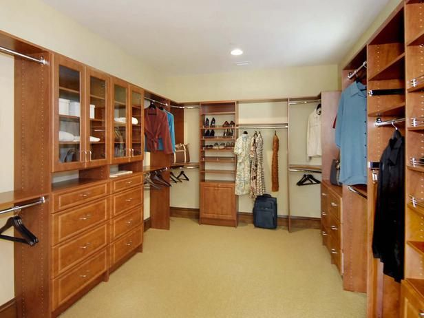 Pin by nancy suttenberg on dream closets and storage for His and hers closet