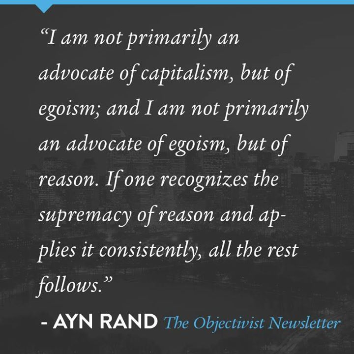 ayn rand capitalism essay contest We offer an array of educational programs to enable students at all levels of knowledge to learn about ayn rand's philosophy and novels ari has held worldwide essay contests for students on ayn ra.