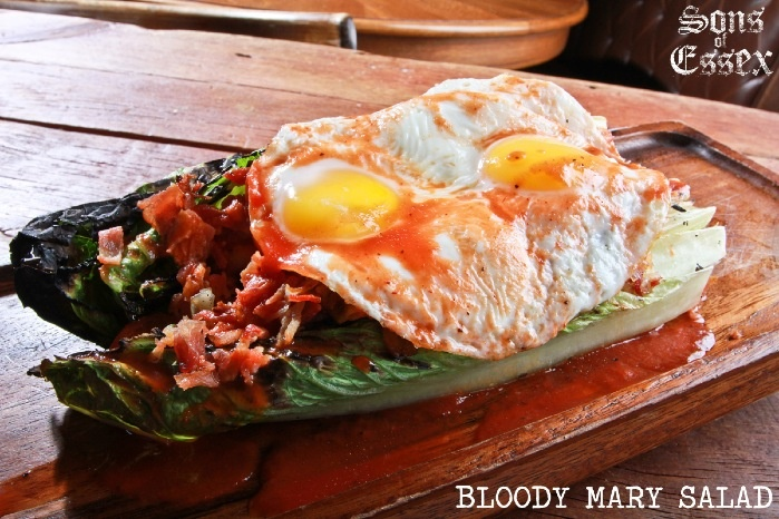 Bloody Mary Salad | Sons of Essex | Pinterest
