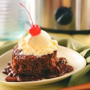 Crock Pot Chocolate Cherry Cola Cake. | Yum Yum yummy | Pinterest