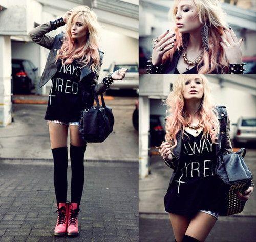 punk punk punk
