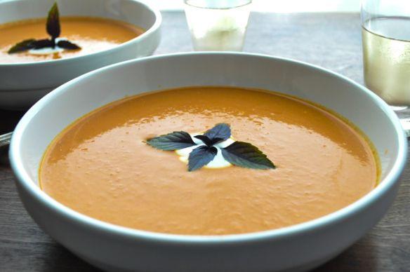 Chipotle Creamy Tomato Soup | Recipe
