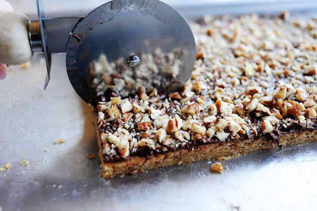 Cleta Bailey's Toffee Squares | Recipe