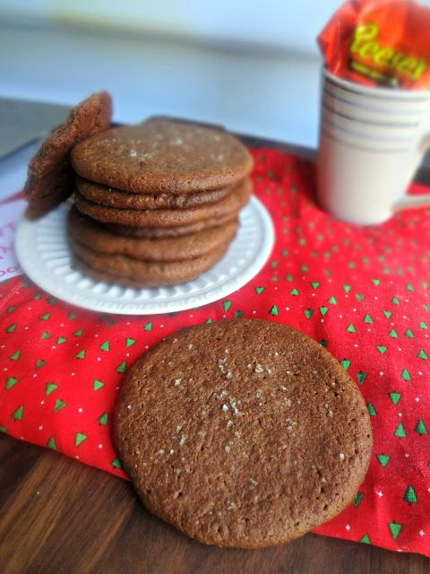 Ingredient Peanut Butter Cup Cookies | Recipes | Pinterest