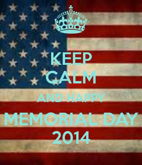 memorial day uk