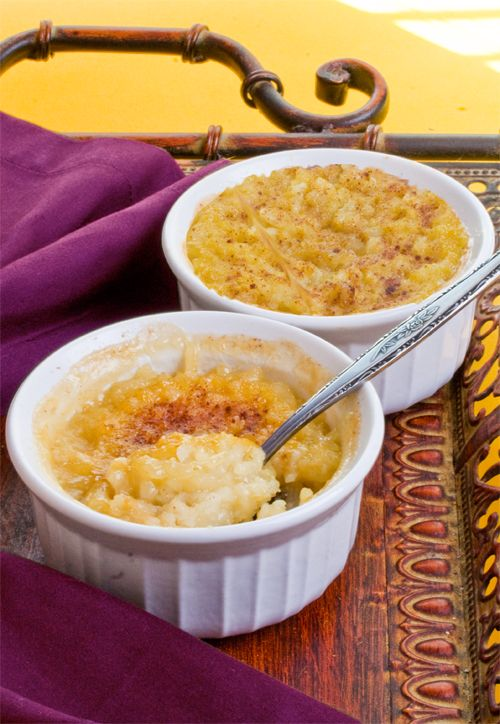 rice pudding vegan | Sweets and Desserts | Pinterest