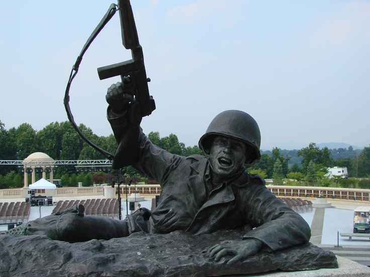 d day memorial bedford county