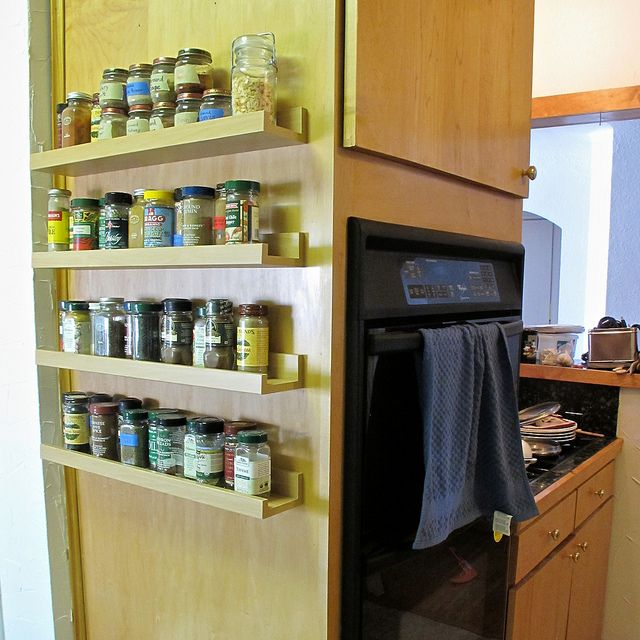 ikea spice rack kitchen ideas pinterest