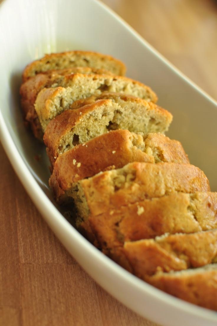 Buttermilk Banana Bread | not healthy but yummy | Pinterest