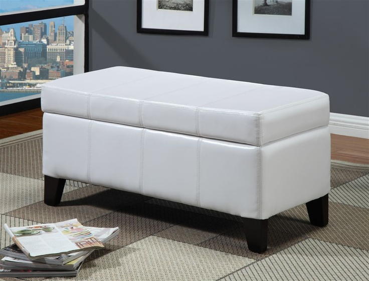 white storage bench master bedroom pinterest baxton studio brighton button tufted upholstered modern