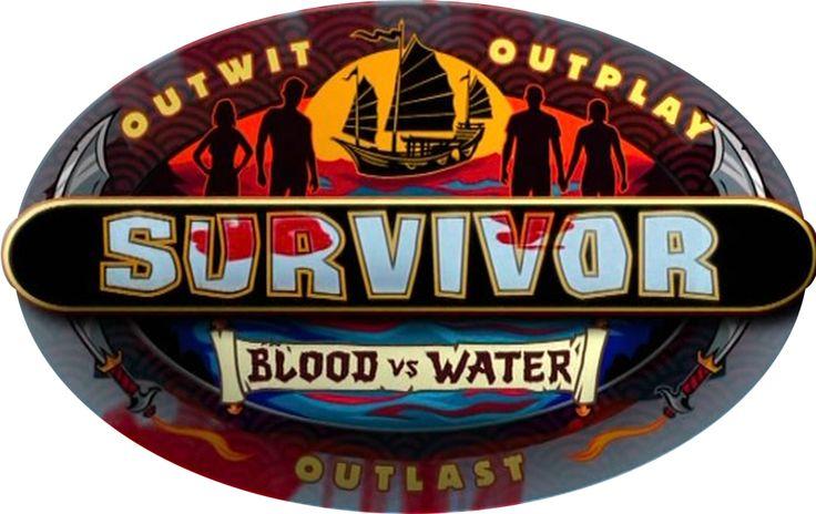 Survivor blood vs water survivor pinterest