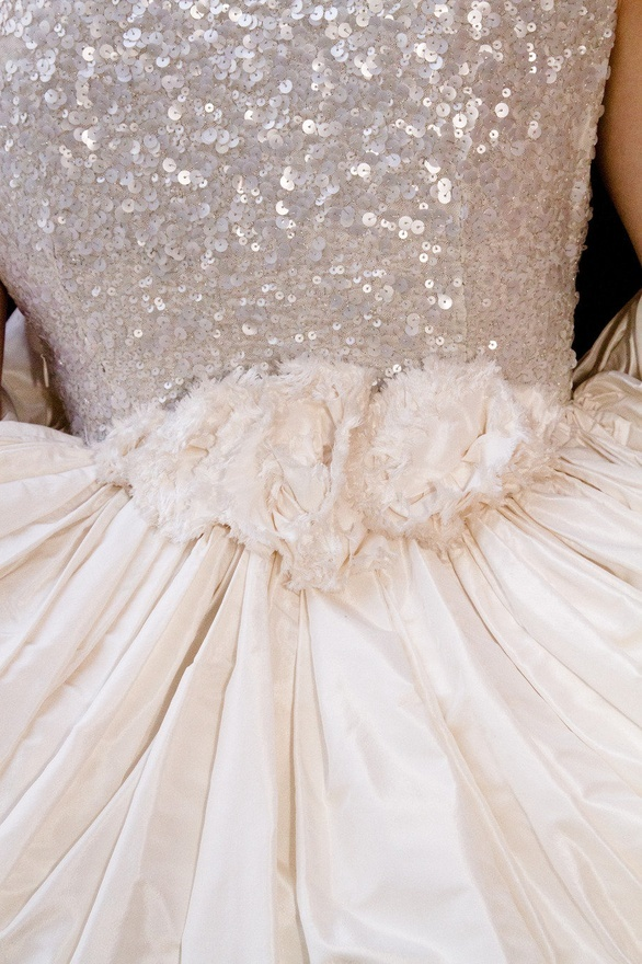 Glitter Wedding Dresses - Junoir Bridesmaid Dresses