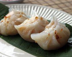 how to make steamed vegetable dumplings
