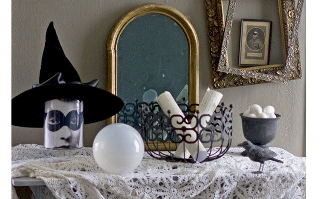 spooky and sophisticated halloween decor halloween and