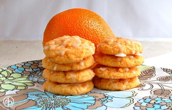 Orange Cream Cookies | Cupcakes, Cookies & Treats, Oh My! | Pinterest
