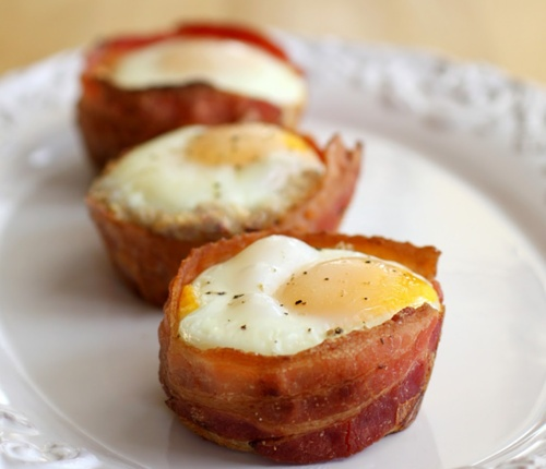 Breakfast Cupcakes | Recipes to try | Pinterest