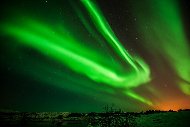 Aurora borealis iceland northern amp southern lights pinterest