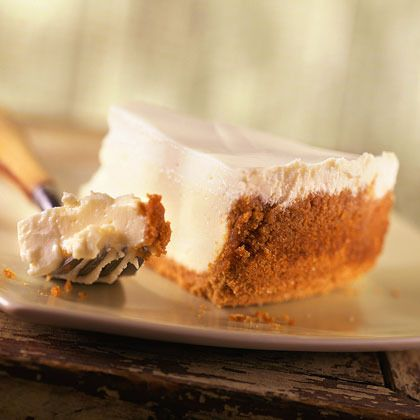 Sour Cream Cheesecake by Cooking Light | Got Cake? | Pinterest
