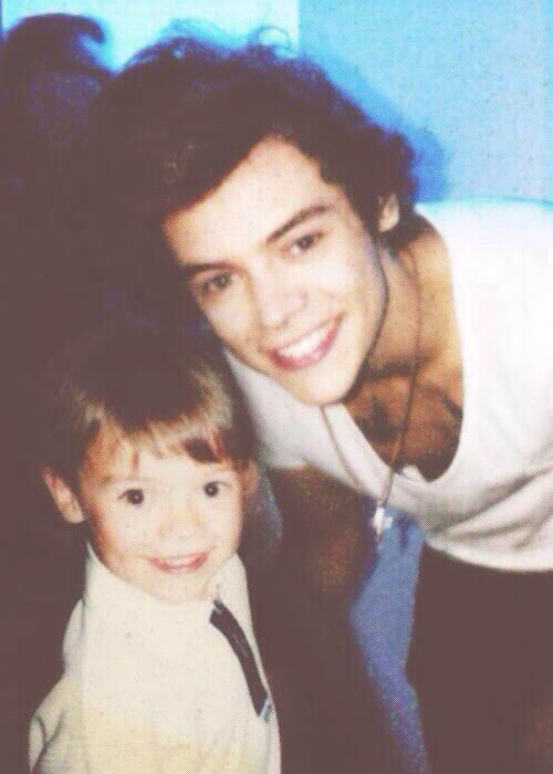 Harry & Baby Harry NOPE