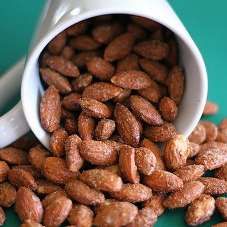 Cinnamon Roasted Almonds Recipe | Key Ingredient
