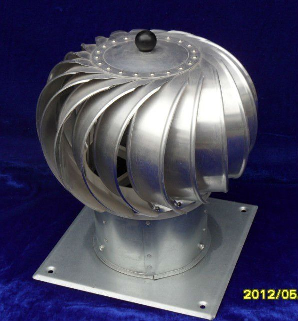 ... Roof Top Mounted Wind Turbine Ventilator - Buy Wind Turbine Ven