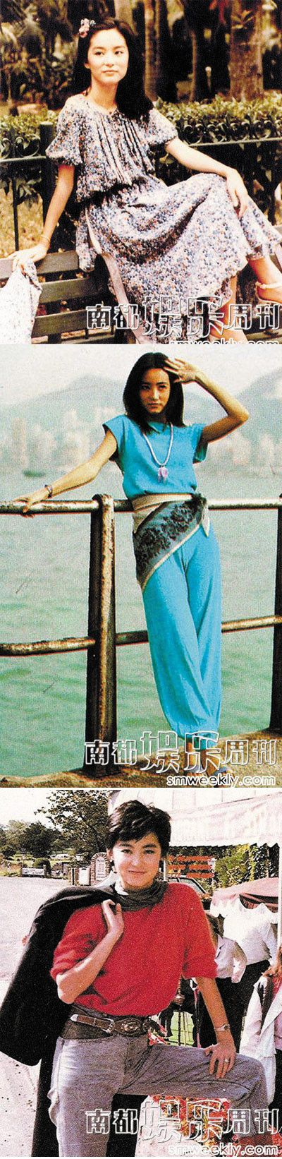 Brigitte Lin -- something about her face reminds me of universal beauty of the young