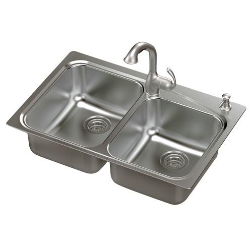 moen kitchen sink $328 krajicek kitchen Pinterest