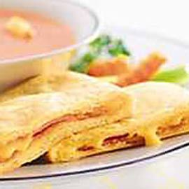 ... ham and cheese crescent roll snack ham and cheese crescent snacks