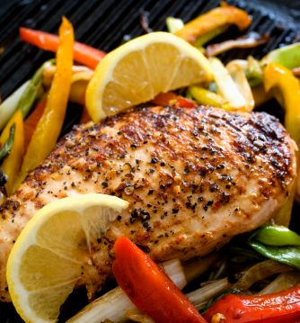 Citrus Marinated Grilled Chicken Breasts | Foods I shall make ...