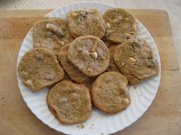 Vegan White Chocolate Chunk Macadamia Nut Cookies!!! Recipe - Food.com ...
