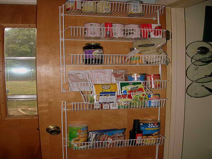 over the door pantry organizer ideas