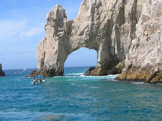 Tim s famous cabo san lucas shot of el arco over 60 000 views on
