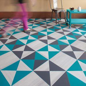 Mannington Commercial Amtico Collection Luxury Vinyl Tile Pattern