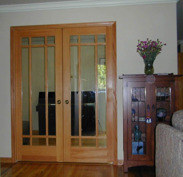French pocket doors house pinterest for Pocket french doors exterior