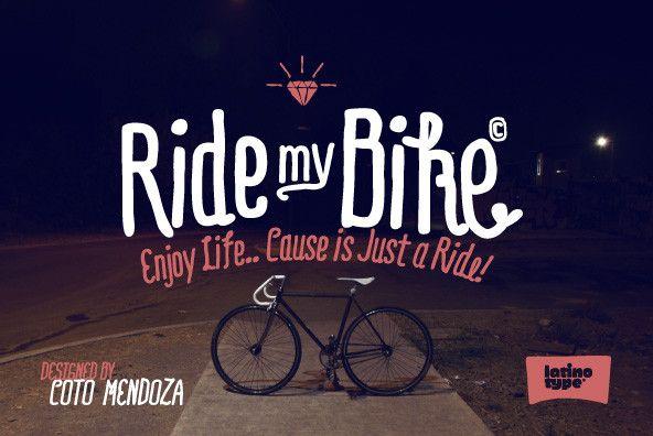 Ride my Bike by Coto Mendoza