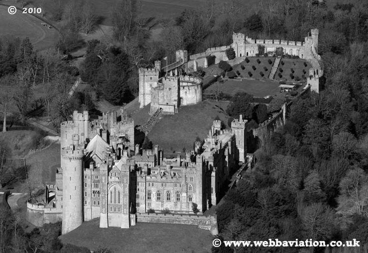 Arundel CastleWest SussexEngland50.856111,-0.553611