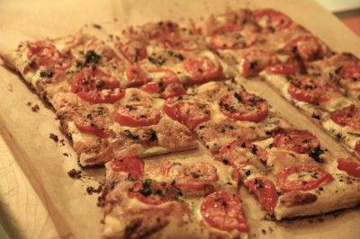 The Kitchn's Three Cheese Tomato Tart | Recipe
