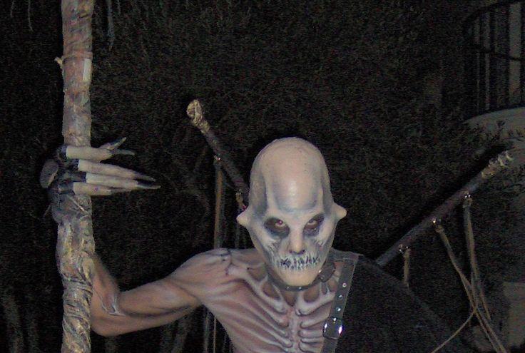 Halloween Horror Nights Scareactors