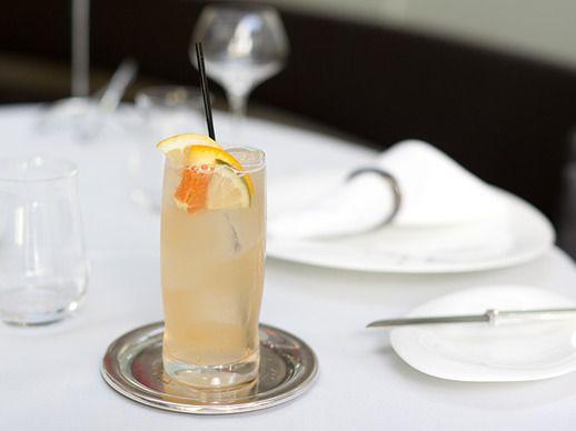 Long Rum Punch 1 1/2 ounces aged rum 1 ounce apricot liqueur 1 ounce ...