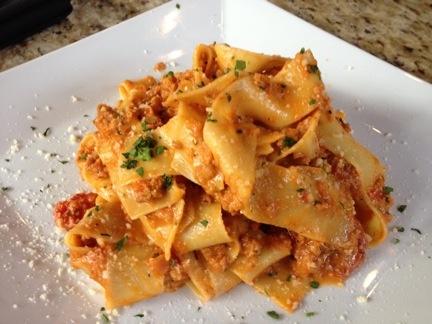 Pappardelle Alla Bolognese | ♥ Delicious Delights ♥ | Pinterest