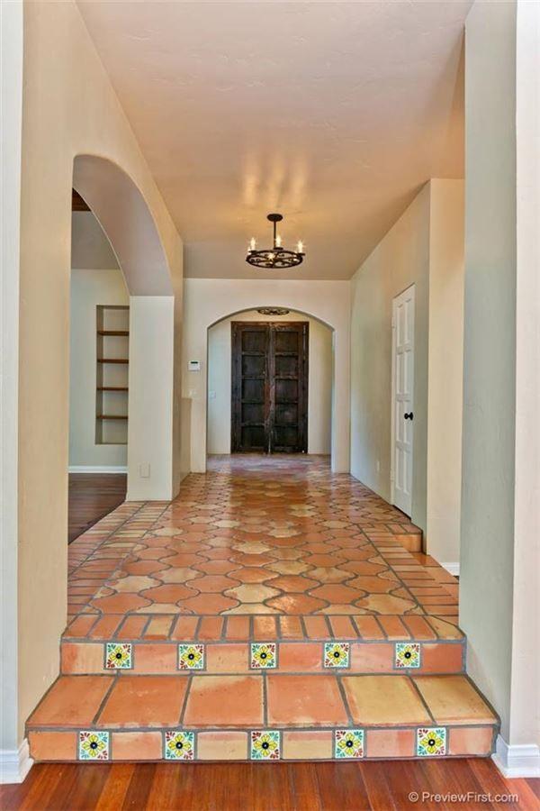 Spanish Tile Risers Floor Coverings Pinterest