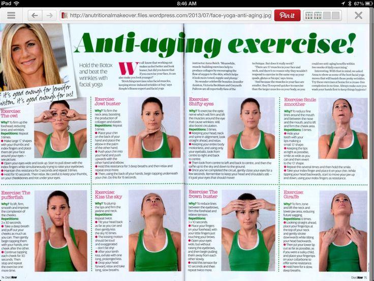 exercise facial neck