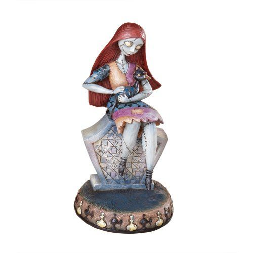 Jim Shore The Nightmare Before Christmas Sally Figurine 8-Inch