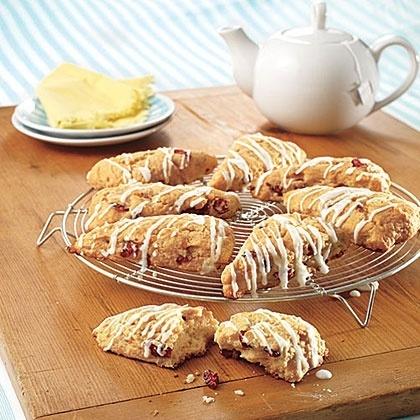 Cranberry-Orange Scones | Cupcakes & Cookies! | Pinterest