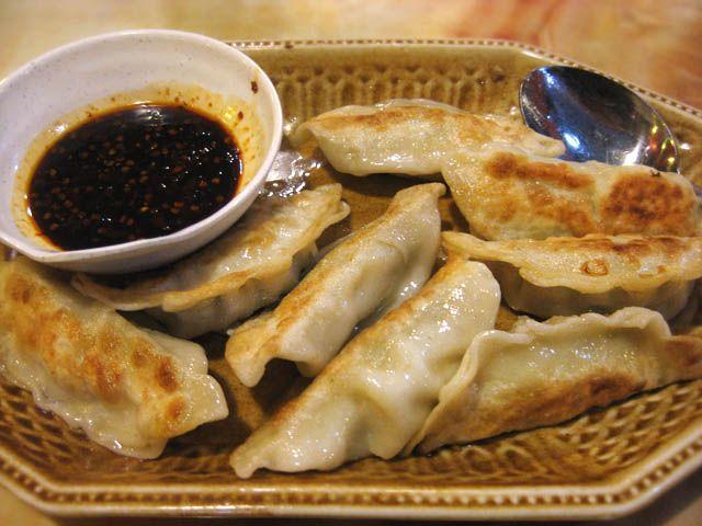 MMMM....Fried Chinese Dumplings. | FOODIE | Pinterest