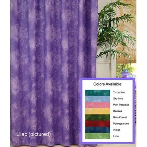 Turquoise - Shower Curtain | Rachel's Apartment | Pinterest