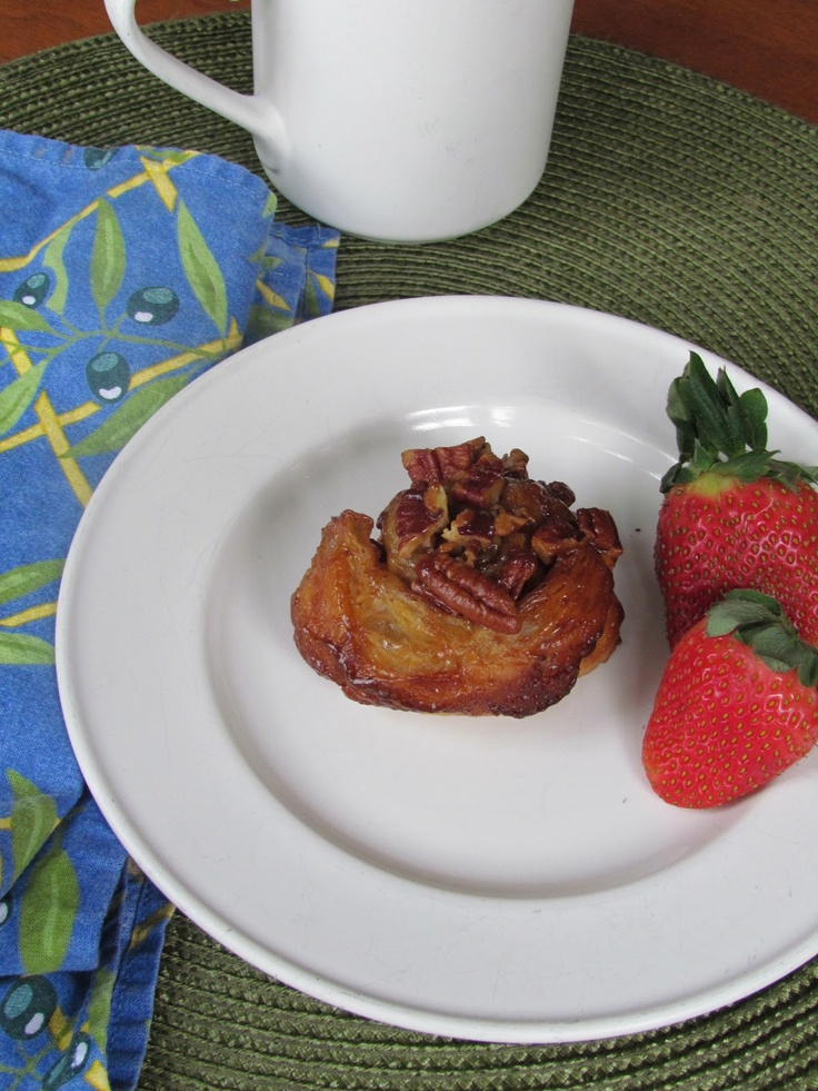 ... Home: Easter Brunch Recipe-Quick Sticky Buns--Barefoot Contessa style