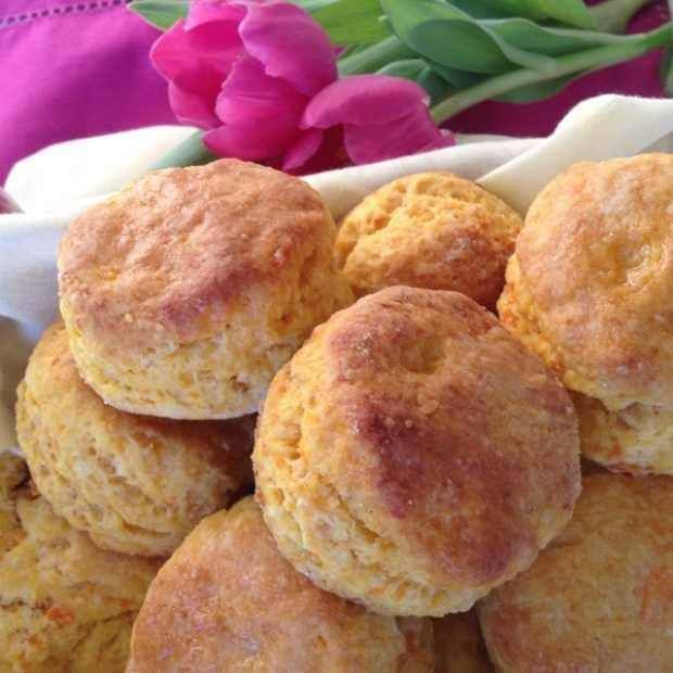 Sweet Potato Biscuits | Great Southern Food Recipes | Pinterest